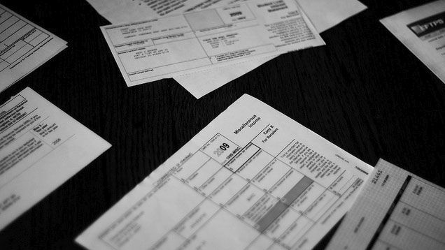 Every year at about this time, freelancers are inundated with Form 1099 so they can report their income to the IRS. But what if one you were expecting never arrives? Forbes' advice: Don't ask for one.