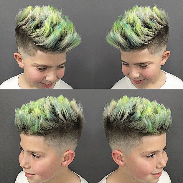 Men S Latest Hair Color Men Hair Color Mens Hair Colour Boys Colored Hair