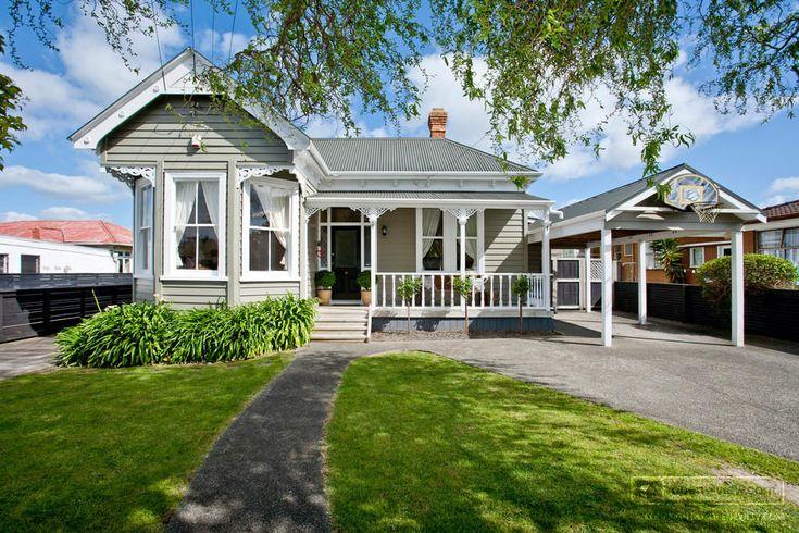 green villa new zealand - Google Search