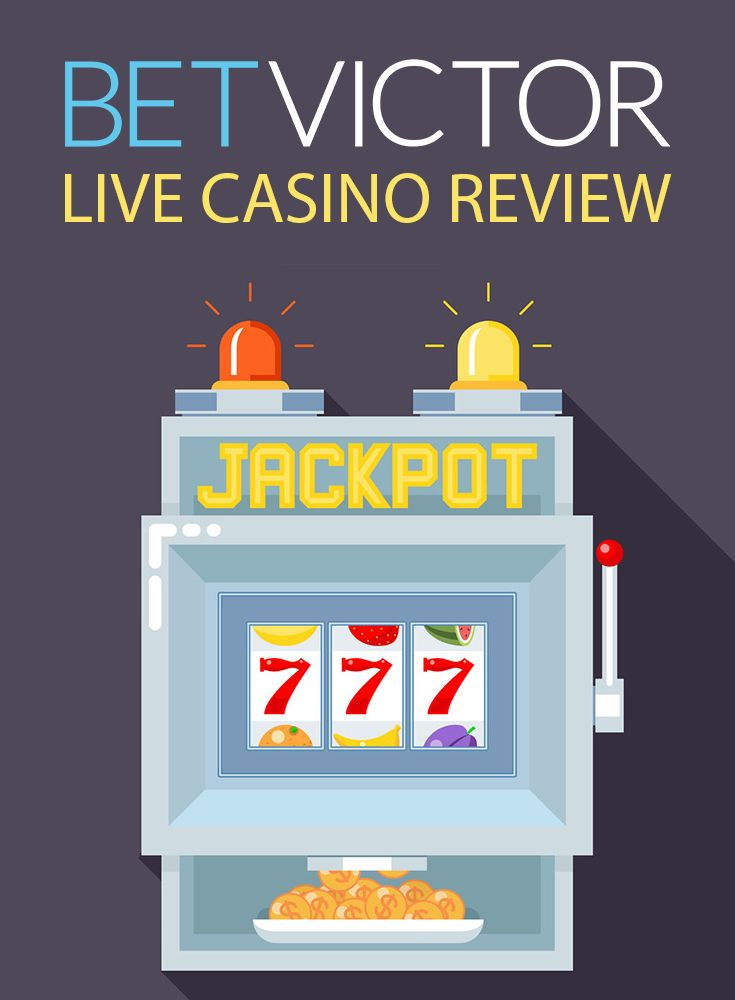 One of the top online casinos on the web, play at the BetVictor Live Casino and be a winner!  ---  #OnlineCasino #CasinoReview #LiveCasino