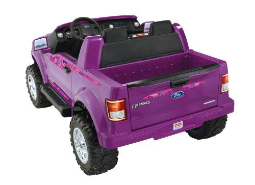 Power Wheels Ford F-150 Review  https://www.kidsatvsale.com/best-ford-power-wheels-review/