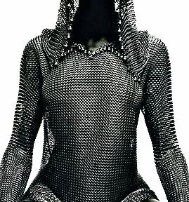westoftheglass:  More armor for women, that would actually work. Not my original photos. [I think the top left requires some sort of leather paneling under the chest.]