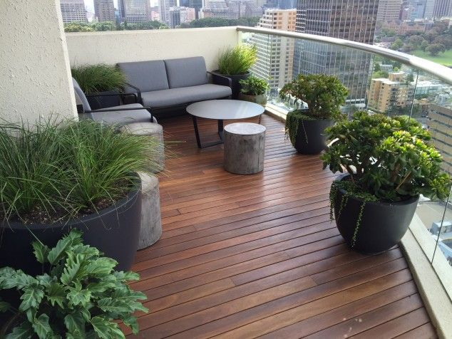 Unit 1703 Darlinghurst 2 634x476 16 Modern Balcony Garden Ideas To Get Inspired From