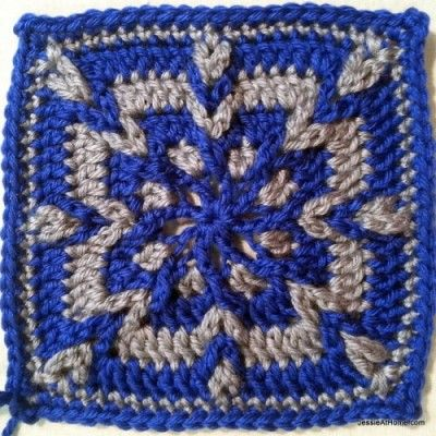For our CAL this week, we will be making and joining 2 more of the 6 inch Jacob's squares.