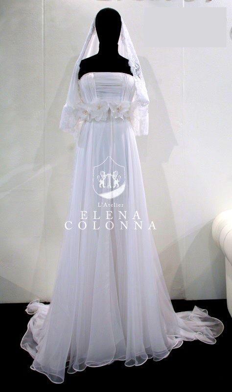 abito sposa bohemien chic