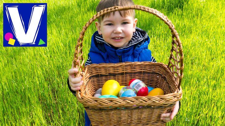 Охота за пасхальными яйцами очень веселое занятие для детей. И хоть эта традиция других стран в этом году пасхальный кролик посетил и наш парк и разбросал мн...