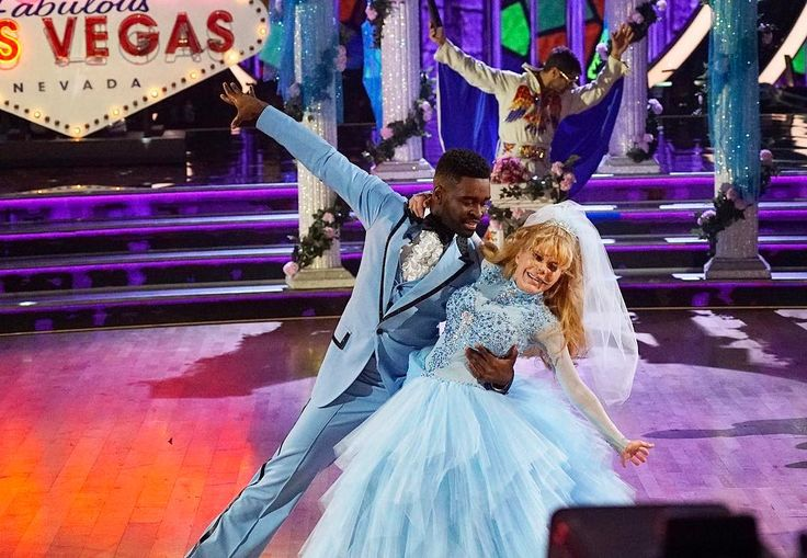 'Dancing with the Stars' ousts Charo and pro partner Keo Motsepe as Normani Kordei tops leaderboard Dancing with the Stars eliminated Charo and her professional partner Keo Motsepe during Monday night's Season 24 performance show on ABC. #DWTS