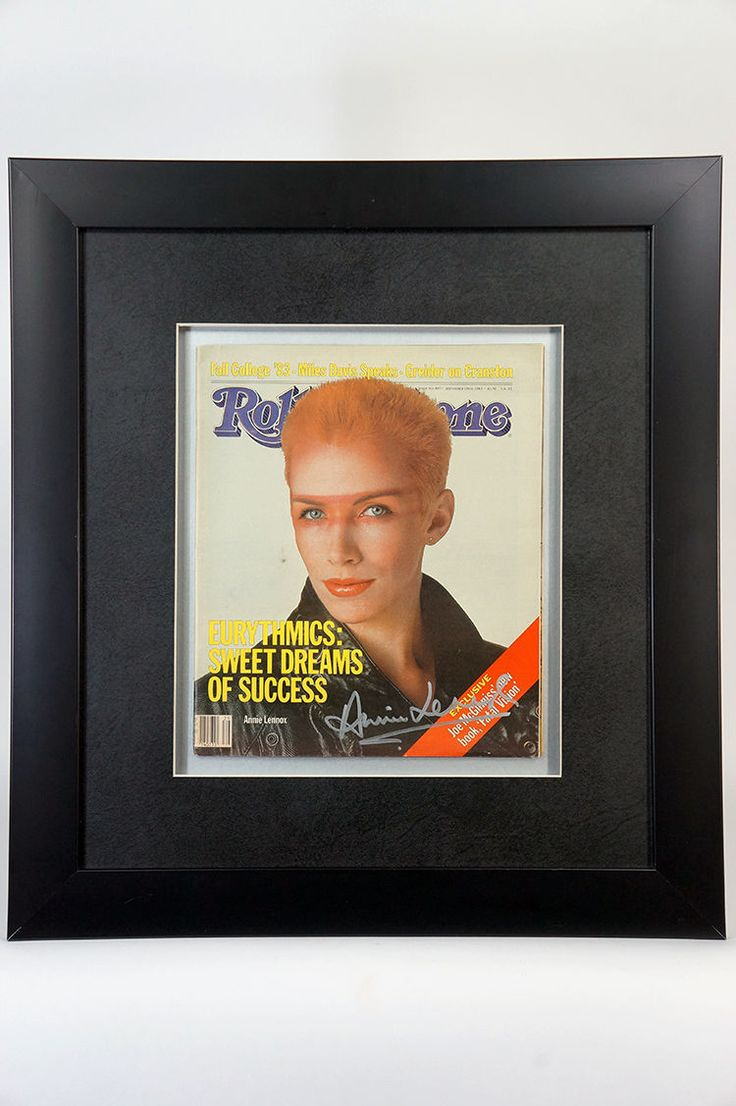 Bid on this signed copy of Rolling Stone by Annie Lennox for the Grammy Foundation - http://www.eurythmics-ultimate.com/blog/2016/02/13/bid-on-this-signed-copy-of-rolling-stone-by-annie-lennox-for-the-grammy-foundation/