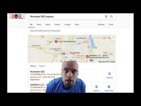 Local SEO - Get Your Business In Google Maps