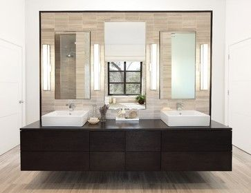 Maryanna  contemporary  bathroom  austin  Soledad Builders, LLC