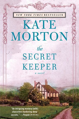 The Secret Keeper by Kate Morton | 37 Books With Plot Twists That Will Blow Your Mind