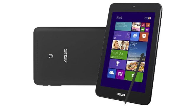 ASUS VivoTab Note 8 with Windows 8.1 and Wacom digitizer stylus unveiled