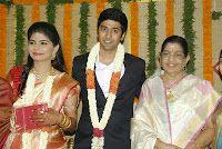 Rahul Ravindran - Chinmayi Wedding Reception Photos, South Actor Rahul Ravindran tied knot to Playbacksinger/dubbing artist Chinmayi Sripada