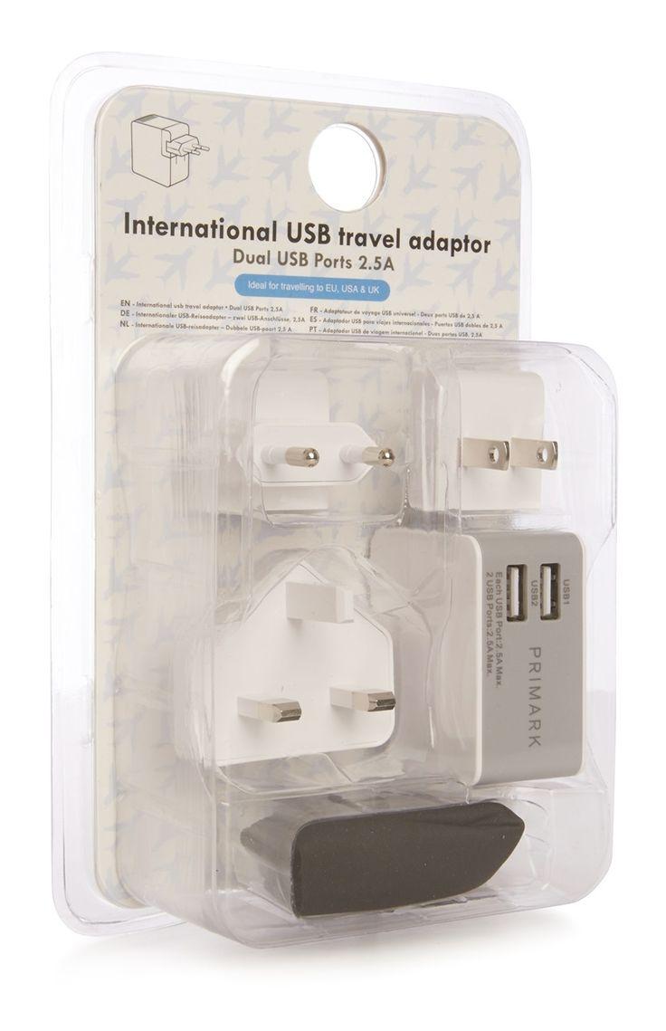 International Adaptor Set