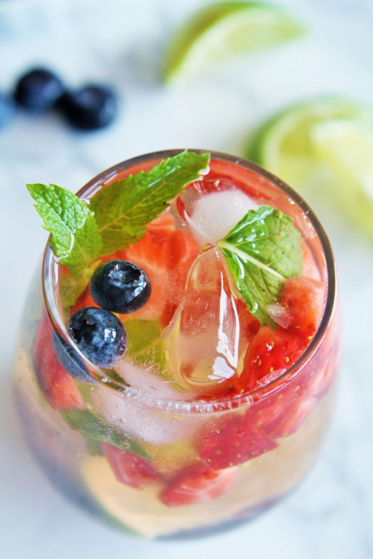 You'd want to make a big pitcher of this refreshing mojito for your next barbecue or cookout! What better way to start off the weekend than with a cocktail? This time I made you mojitos inspired by the abundance of fresh berries available this time of the year. It's got the tartness from the lime …