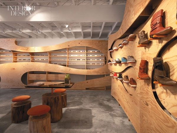 Like Father, Like Son: Ilan Dei Designs LA's A. Kinney Court Boutique