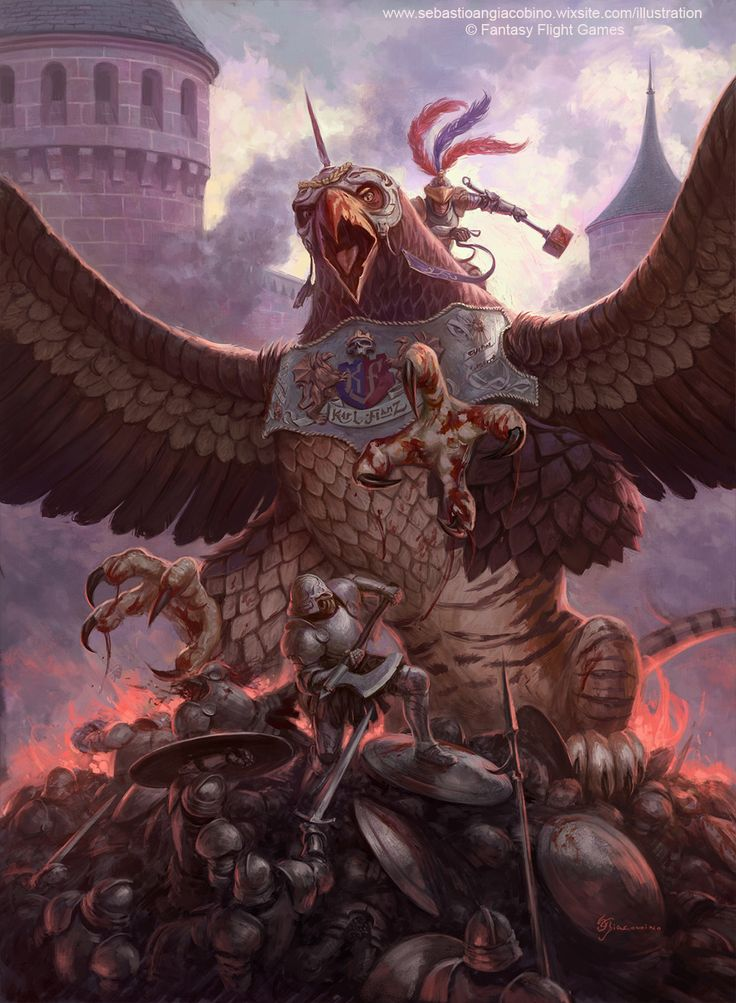 A work I made a few years ago for a promotional card. Warhammer_Fantasy Flight Games.