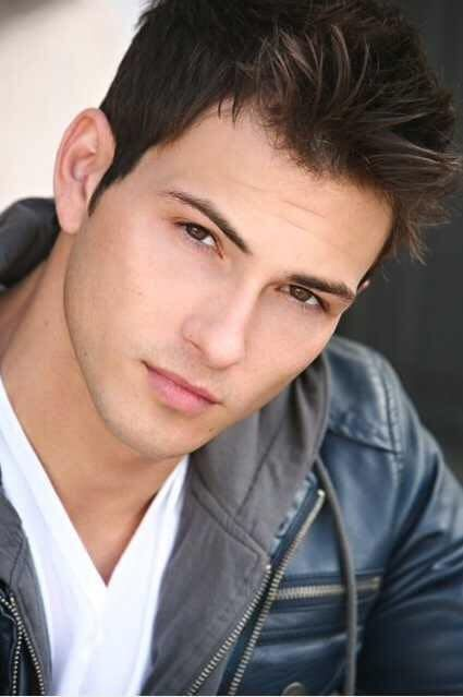 Robert Scott Wilson - Days of Our Lives....necktie killer 10/2015