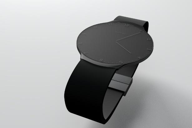 Touch Skin Watch Bekleme Modu