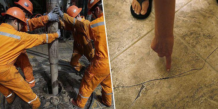 300 fois plus de séismes dans l'Oklahoma à cause du gaz de schiste. L'industrie fossile fait à nouveau parler d'elle aux États-Unis. Dans l'État de l'Oklahoma, on répertorie une explosion du nombre de tremblements de terre d'une magnitude allant jusqu'à 4,5 sur l'échelle de Richter.La suite sur mrmondialisation.org