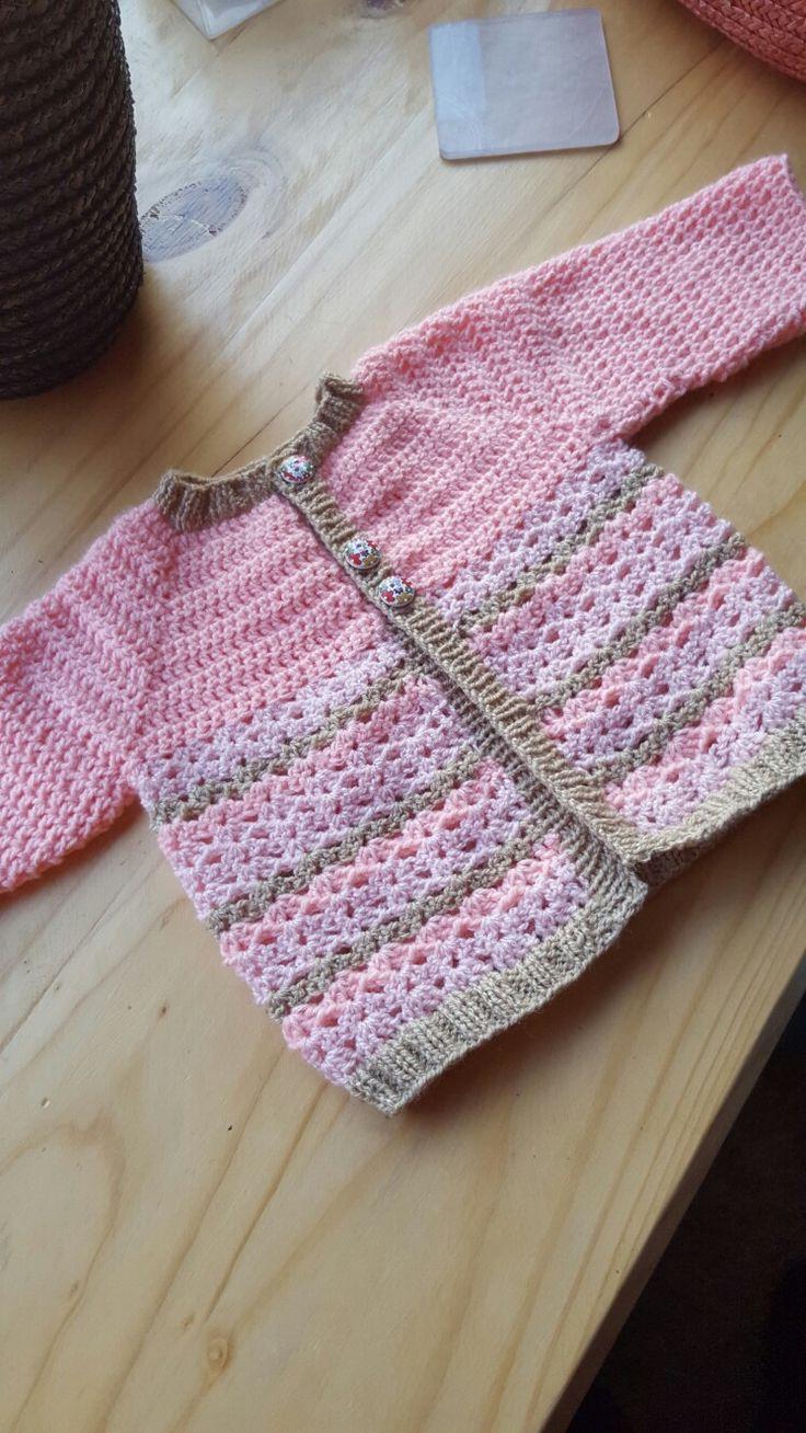 Primera experiencia a crochet