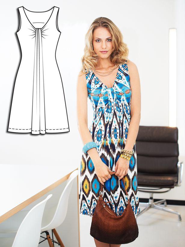 Miami Heat: 10 New Sewing Patterns – Sewing Blog | BurdaStyle.com