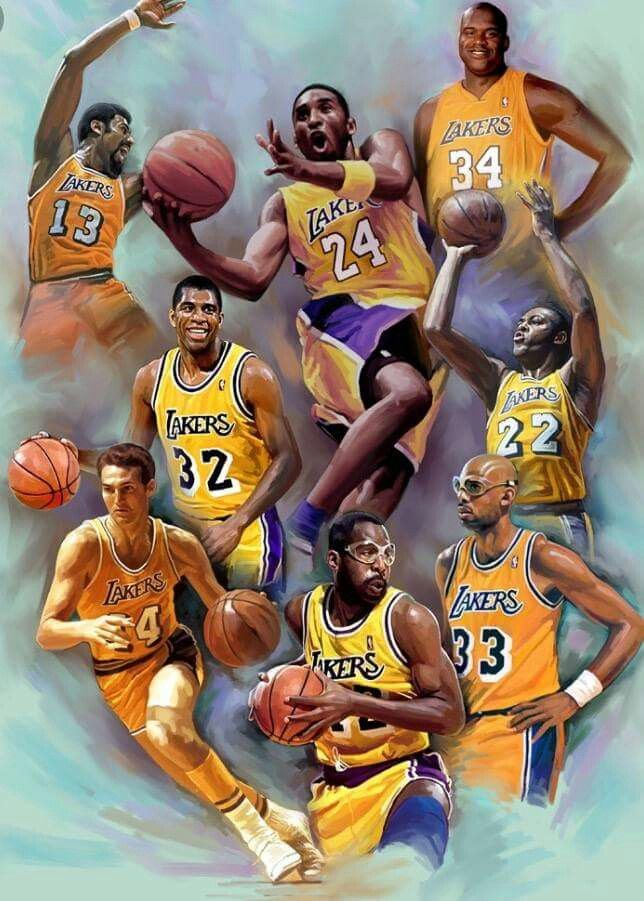 1000 Ideas About Los Angeles Lakers On Pinterest Nba