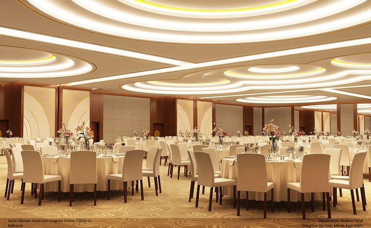 Sochi Olympic Hotel - Ballroom by ~iyucel on deviantART
