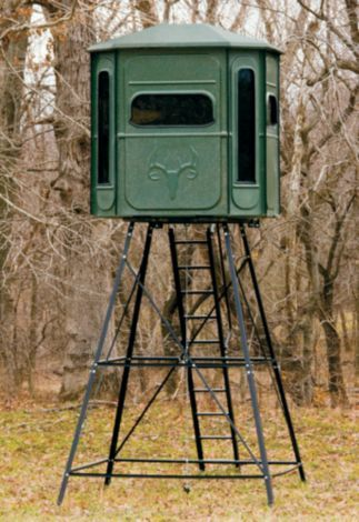 Redneck Blinds Quot The Predator 360 Quot Crossover Hunting Blind