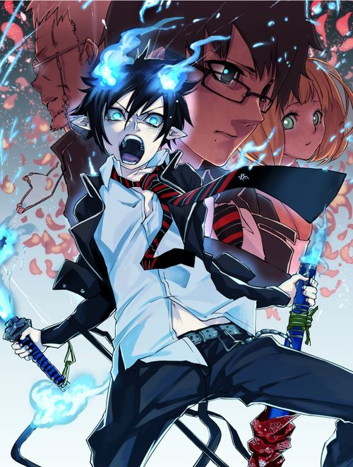 Ao no Exorcist || Blue Exorcist