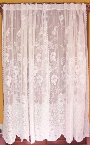 Vintage Victorian Shabby Tulip Chic French Country Net