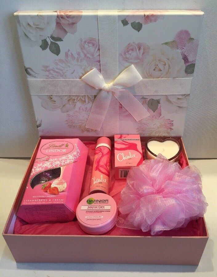 Gift Basket Hamper For Her Ladies Gift Idea Mum Daughter Wife Sister Grandma Ebay Christmas Gifts For Mum Birthday Presents For Mum Mum Birthday Gift