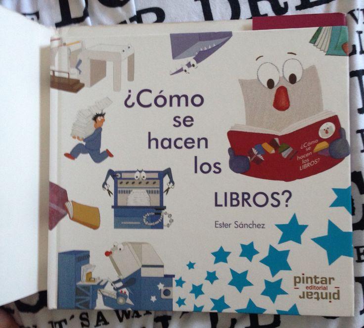 Este libro es hermoso! Me lo encontré en la Biblioteca del Instituto Cervantes en Viena
