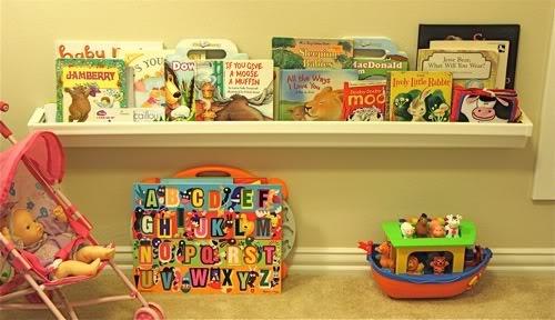 Like the shelf with books a lot!