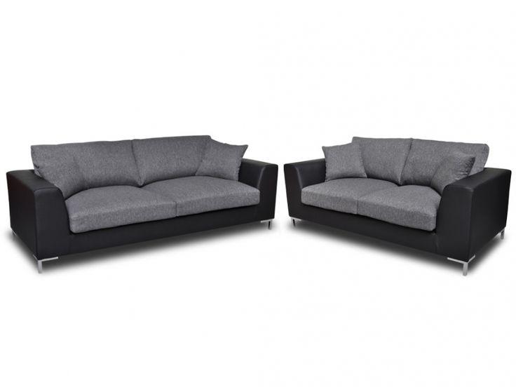 Awesome Couchgarnitur Stoff Fabiola g nstig kaufen I M bel Online Shop Kauf Unique