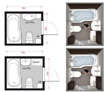 Mate rádi oblejší tvary, ale vaše koupelna je na ně příliš malá? | JIKA - moje koupelna | koupelny | vany | zástěny | baterie | koupelnový nábytek