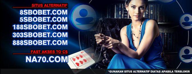 Agen SBOBET Asia - Casino Online Indonesia