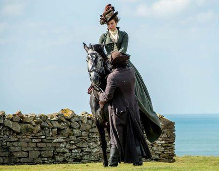 Poldark season 3 CHAOS: Aidan Turner forced to RESHOOT 'tough' opening scene by BBC bosses | TV & Radio | Showbiz & TV | Express.co.uk