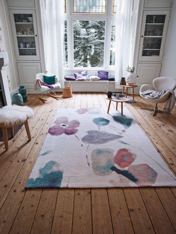 37 besten Teppiche  Inspiration Bilder auf Pinterest Teppiche - designer teppiche moderne einrichtung