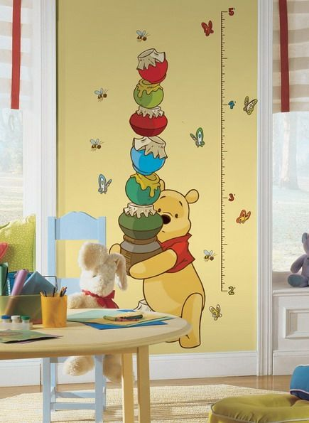 46 best Winnie The Pooh Baby Room images on Pinterest | Child room ...