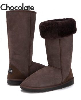 Women'S Boots Short Stunning Solid Color And Buttons