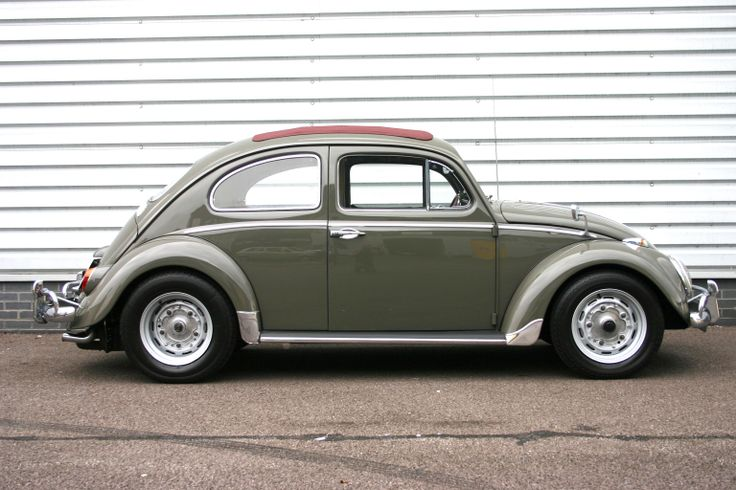 known as mouse this 62 beetle was built by jack griffin ex le mans porsche driver using. Black Bedroom Furniture Sets. Home Design Ideas