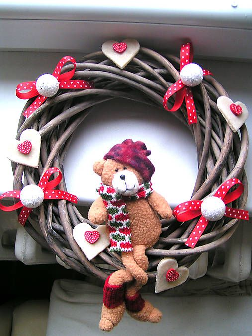 emulikart / Handmade Christmas wreath