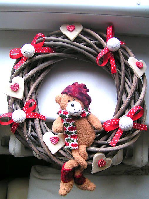 emulikart / Handmade Christmas wreath