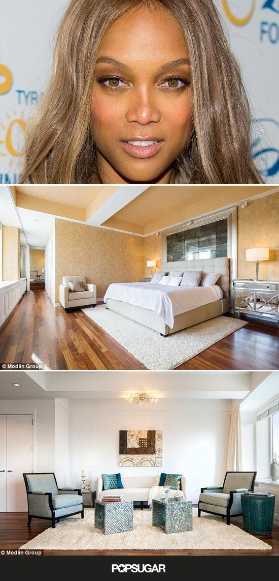 Pin for Later: Tyra Banks's $3.8 Million Manhattan Apartment Is Downright Fierce