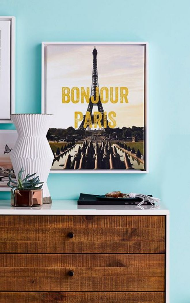 "Say ""oui!"" to fresh home decor. Turn your summer travels into so much more. Shutterfly Posted on Facebook Blogged by Blo.gl Indexed in Google Protect your precious photos and memories using Got"