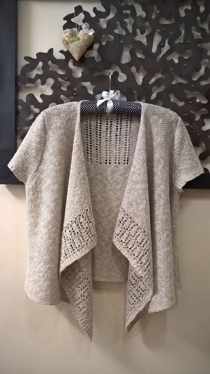 201 best Stricken - Jacken images on Pinterest | Knit sweaters ...