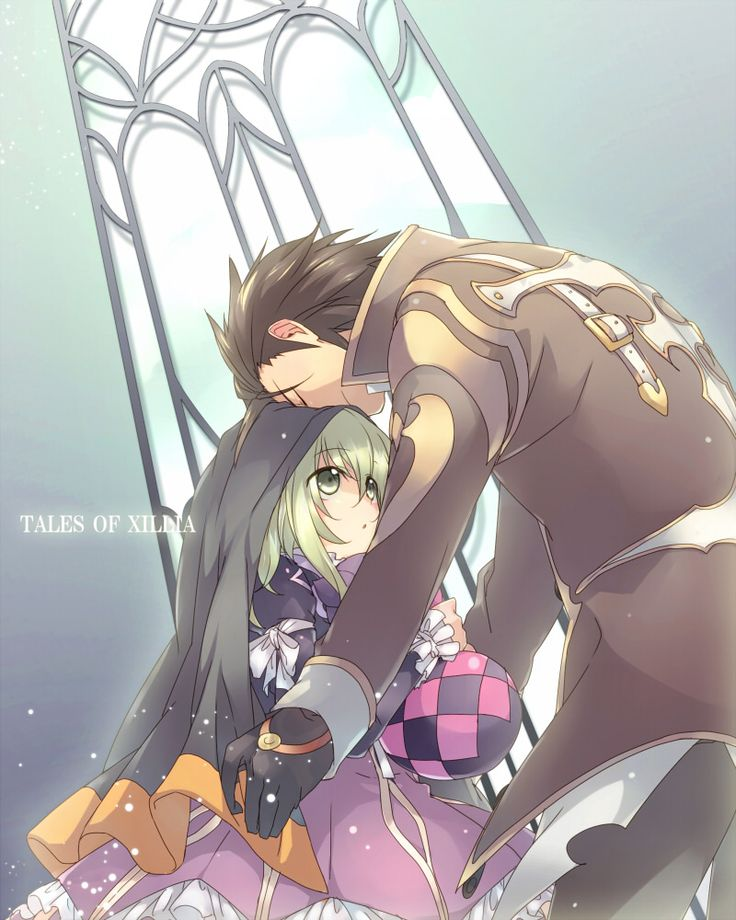 Tales of Xillia - Alvin and Elise by Riley-Ironstand on DeviantArt