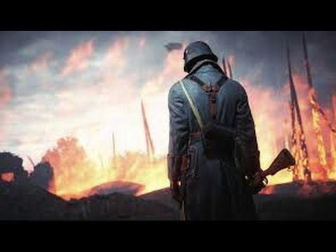 Fingers crossed but I'm hoping you'll love this: Feel the burn! Battlefield 1. https://youtube.com/watch?v=v8XHOcg6qoI