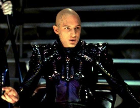 Watch Tom Hardy's 'Star Trek: Nemesis' Screen Test